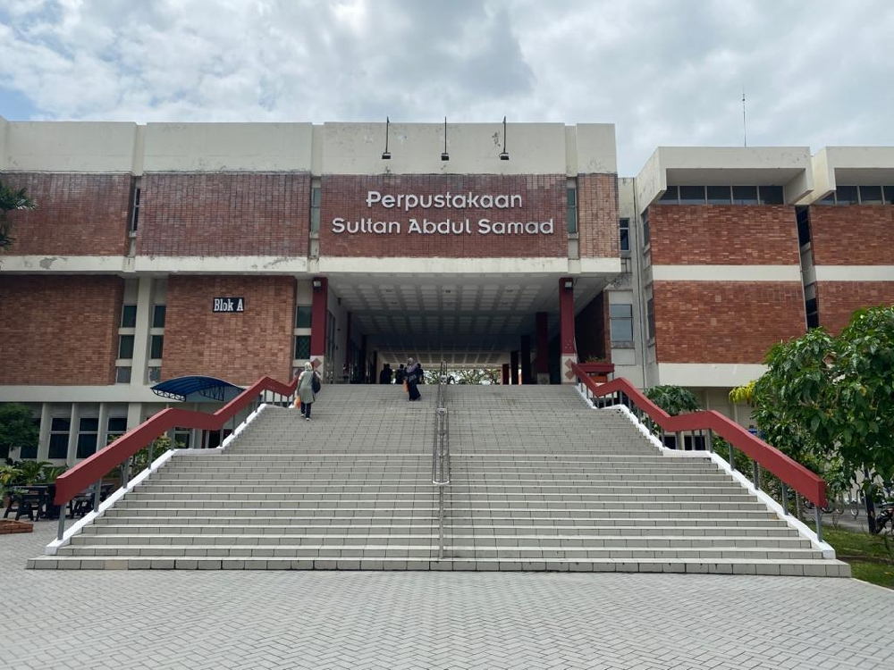 Perpustakaan Sultan Abdul Samad Building Sultan Abdul Samad Library